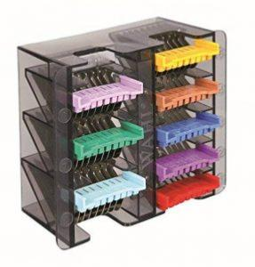Lot de 8 contre peignes Moser®  Colors