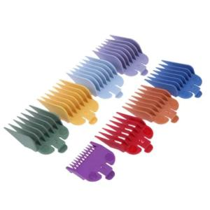 Lot de 8 contre peignes colors Wahl®