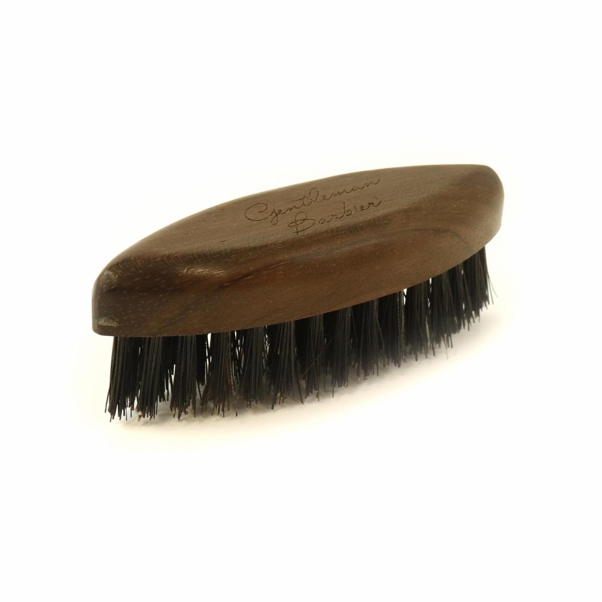 gentleman barbier brosse barbe. Black Bedroom Furniture Sets. Home Design Ideas