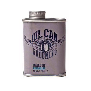 OIL CAN GROOMING - Huile à Barbe - blue Collar